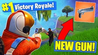 Download *NEW* LEGENDARY HAND CANNON In Fortnite Battle Royale! Video