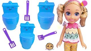Download Feeding Pets Pooparoos Squishy Toys with Surprise Water Blind Bags ! Video