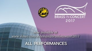 Download Brass in Concert 2017 Trailer Video