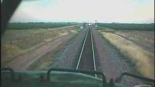 Download Head on train collision (video shot from onboard) Video