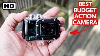 Download $40 HD Action Cam Review - Is it Worth it? (Better Than GoPro?) Video