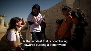 Download EU Aid Volunteer Stakeholders Video