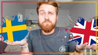 Download SWEDEN vs UK: Which is Better?! Video