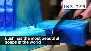 Download Lush has the most beautiful soaps in the world Video