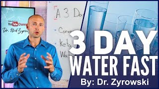 Download 3 Day Water Fast | A How To Guide Video