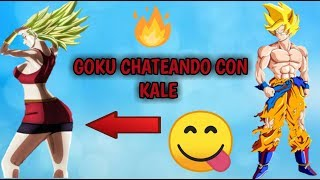 Download Goku Chateando Con Kale🔥 Video
