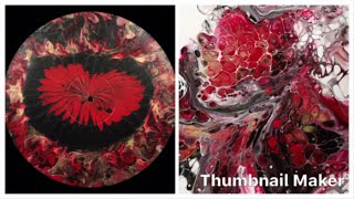 Download (156) How to Spray Varnish Acrylic Pouring Paintings Video