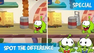 Download Spot the Difference Ep. 15 - Om Nom Stories: Sweet Recipe Video