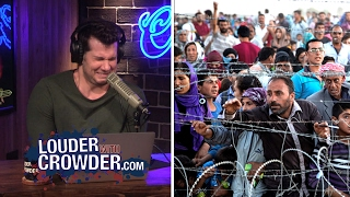 Download PRANK CALLS: Will Liberal Churches Accept Refugees?? Video