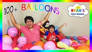 Download TOYS SURPRISE HUGE BALLOON POP CHALLENGE PARTY Video