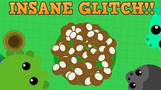 Download INSANE MOPE.IO INFINITE COCONUT GLITCH!! // CRAZY World Record High Scores Video