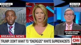 Download CNN Segment Derails When Guest Says N-Word Video