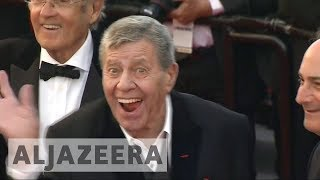 Download US comedy icon Jerry Lewis dies at 91 Video