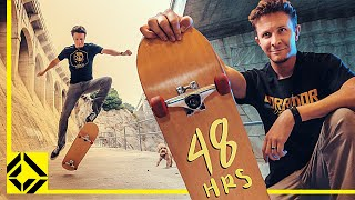 Download Learning to Kickflip in 48 Hours Video