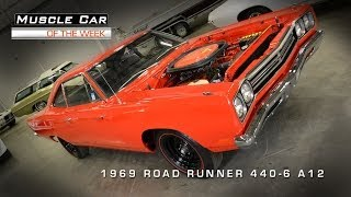 Download Muscle Car Of The Week Video #2: 1969 Plymouth Road Runner A12 Video