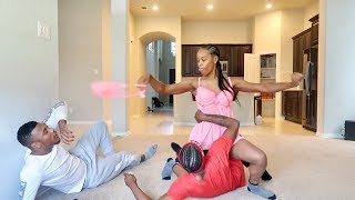 Download I WANNA BE A DANCER PRANK ON AR'MON AND TREY!!! Video