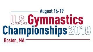 Download 2018 U.S. Gymnastics Championships - Junior Women - Day 1 Video