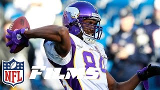 Download #3 Randy Moss | Top 10 Mic'd Up Guys of All Time | NFL Films Video