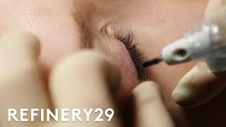 Download Why I Got My Eyeliner Tattooed | Macro Beauty | Refinery29 Video