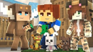 Download Minecraft Daycare - MOOSECRAFT IN DAYCARE !? Video