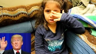 Download 5 Year Old Muslim Girl CRIES When TRUMP Becomes President!! Video
