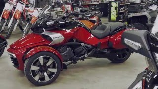 Download Can-am Spyder RT / Can-am Spyder F3 Limited - Ams Moto Video