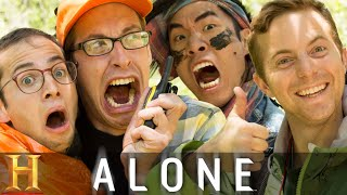 Download The Try Guys Try Not To Die Alone Video
