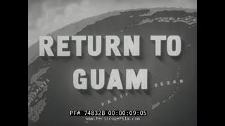 Download WWII JAPANESE ATROCITIES ON GUAM U.S. NAVY FILM 74832B Video