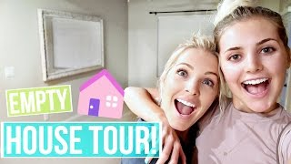 Download EMPTY HOUSE TOUR! My Childhood Home! Video