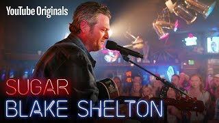 Download Blake Shelton surprises a fan inspired by his music while in foster care. Video