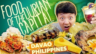 Download GIANT TUNA TAIL & Filipino Food Tour in Davao Philippines, DURIAN CAPITAL Video