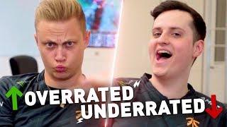 Download OVERRATED/UNDERRATED - Rekkles vs. sOAZ (Challenge) Video