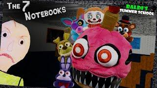 Download Baldi's Summer School - The 7 Notebooks Video