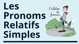 Download les pronoms relatifs simples Video