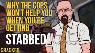 Download Why The Cops Won't Help You When You're Getting Stabbed Video
