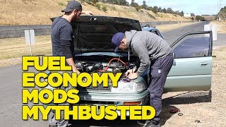 Download Fuel Economy Mods - MYTHBUSTED Video