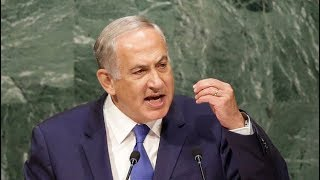 Download Israel's Prime Minister Benjamin Netanyahu Deliver a POWERFUL Speech at The UN general Assembly Video