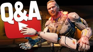 Download Black Ops 3 - Im Suda Q&A (Freestyle, Horror Game, T-Shirts) Video