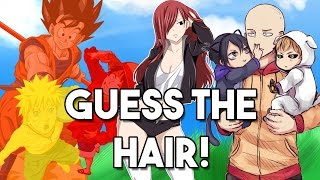 Download CAN YOU GUESS THE ANIME HAIR? (QUIZ) - ANIME BALLS DEEP Video