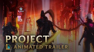 Download PROJECT: OVERDRIVE | Skins Trailer - League of Legends Video