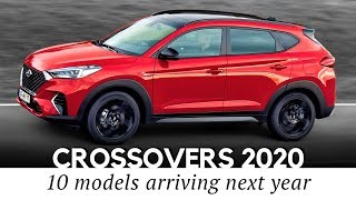 Download 10 Upcoming Crossovers and Compact SUVs of 2020 (Guide to Latest Models) Video