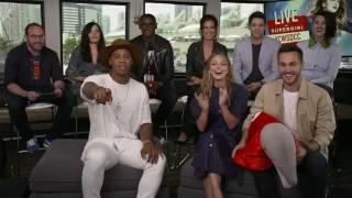 Download Supergirl Live from San Diego Comic Con 2017 Video