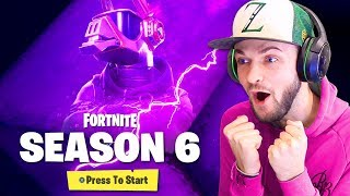 Download FIRST LOOK at SEASON 6 in Fortnite! Video