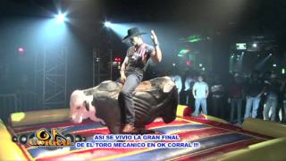 Download FINAL DEL CONCURSO DE TORO MECANICO DE OKCORRAL DE FORT WORTH TX Video