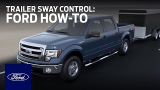 Download Trailer Sway Control | Ford How-To | Ford Video