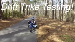 Download The Drift Trike Runs! Video