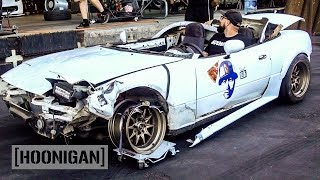 Download [HOONIGAN] DT 125: The $200 Miata Gets One Final Chance at Life Video