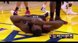Download Draymond Green Kicks and Elbows James Harden in the FACE 12/1/2016 (ENTIRE PLAY) Video