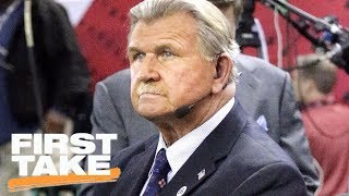Download First Take reacts to Mike Ditka's national anthem protest comments | First Take | ESPN Video