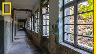Download Get a Haunting Look at Croatia's Abandoned Island Prison   National Geographic Video